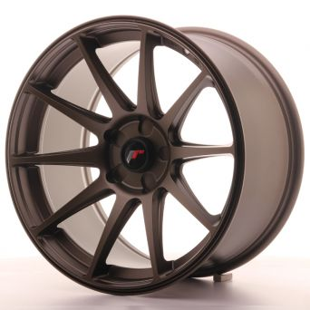 Japan Racing Wheels - JR-11 Matt Bronze (18x9.5 inch)