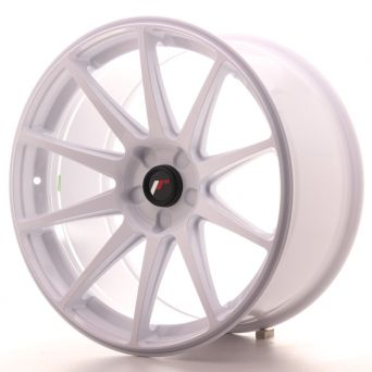 Japan Racing Wheels - JR-11 White (19x9.5 inch)