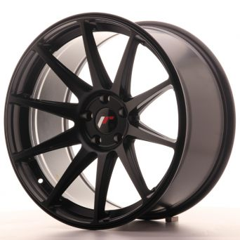 Japan Racing Wheels - JR-11 Matt Black (19x9.5 inch)