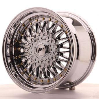 Japan Racing Wheels - JR-9 Chrom (17x10 Zoll)