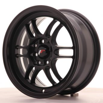 Japan Racing Wheels - JR-7 Matt Black (15x7 inch)