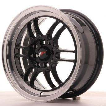 Japan Racing Wheels - JR-7 Gloss Black (15x8 inch)