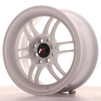 Japan Racing Wheels - JR-7 White (15x8 inch)
