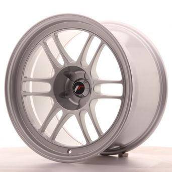 Japan Racing Wheels - JR-7 Silver (18x10.5 inch)