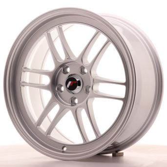 Japan Racing Wheels - JR-7 Silver (18x8 inch)