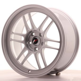 Japan Racing Wheels - JR-7 Silver (18x9 inch)