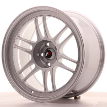 Japan Racing Wheels - JR-7 Silver (18x9.5 inch)