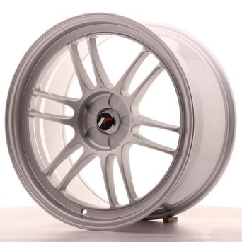 Japan Racing Wheels - JR-7 Silver (19x9.5 inch)