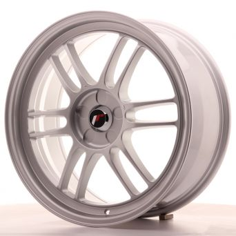 Japan Racing Wheels - JR-7 Silver (19x8.5 inch)