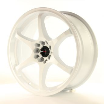 Japan Racing Wheels - JR-1 White (18x8 - 5x100/114.3 ET45)