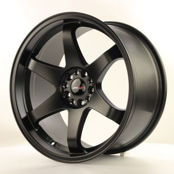 Japan Racing Wheels - JR-3 Matt Black (19x9.5 5x114.3/120 ET 22)