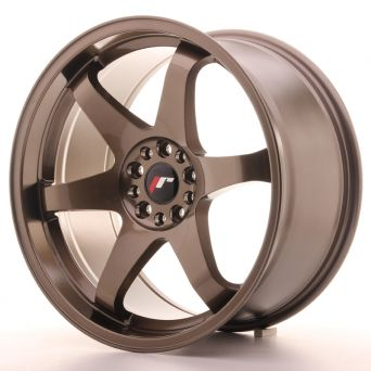 Japan Racing Wheels - JR-3 Bronze (19x9.5 Zoll 5x112/114.3 ET 35)