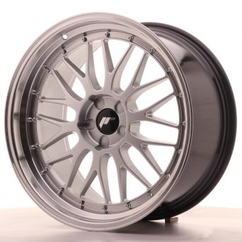 Japan Racing Wheels - JR-23 Hiper Silver (20x10 inch)