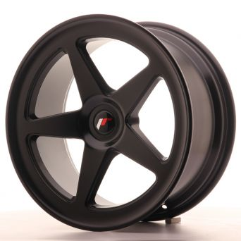 Japan Racing Wheels - JR-24 Matt Black (18x8.5 Zoll)