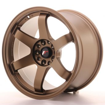 Japan Racing Wheels - JR-3 Dark Anodize Bronze (18x10.5 Zoll)