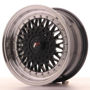 Japan Racing Wheels - JR-9 Black (15x7 inch)