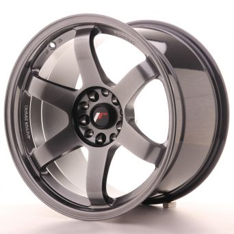 Japan Racing Wheels - JR-3 Hyper Black (18x10.5 Zoll)