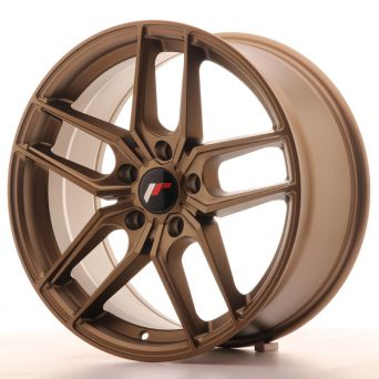 Japan Racing Wheels - JR-25 Bronze (18x8.5 inch)
