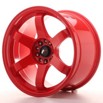 Japan Racing Wheels - JR-3 Red (18x10.5 Zoll)