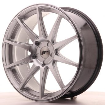 Japan Racing Wheels - JR-11 Hyper Silver (20x8.5 Zoll)