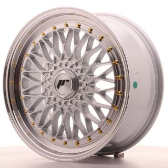 Japan Racing Wheels - JR-9 Silver (19x8.5 inch)