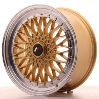Japan Racing Wheels - JR-9 Gold (19x8.5 inch)