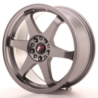 Japan Racing Wheels - JR-3 Gun Metal (18x8 inch)
