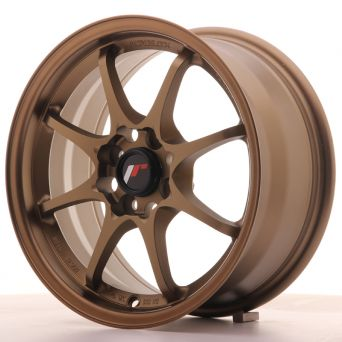 Japan Racing Wheels - JR-5 Dark ABZ (15x7 inch)