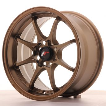 Japan Racing Wheels - JR-5 Dark ABZ (15x8 inch)