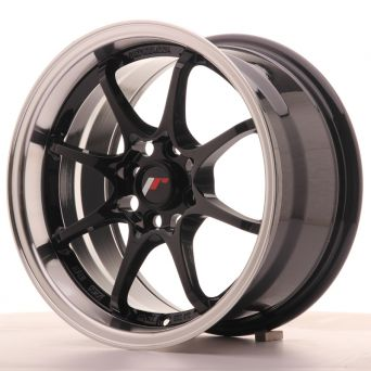 Japan Racing Wheels - JR-5 Gloss Black (15x8 inch)