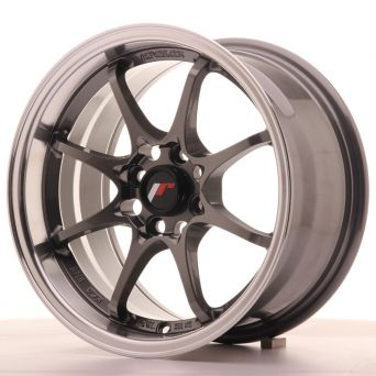 Japan Racing Wheels - JR-5 Gun Metal (15x8 inch)