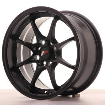 Japan Racing Wheels - JR-5 Matt Black (15x8 inch)