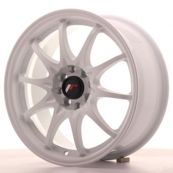 Japan Racing Wheels - JR-5 White (16x7 inch)