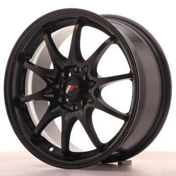 Japan Racing Wheels - JR-5 Matt Black (16x7 inch)