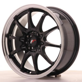 Japan Racing Wheels - JR-5 Glossy Black (16x7 inch)