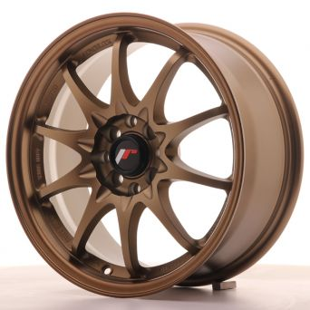 Japan Racing Wheels - JR-5 Dark ABZ (16x7 inch)