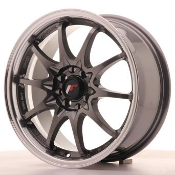 Japan Racing Wheels - JR-5 Gun Metal (16x7 inch)