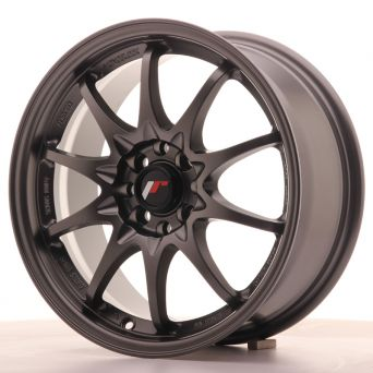 Japan Racing Wheels - JR-5 Matt Gun Metal (16x7 inch)