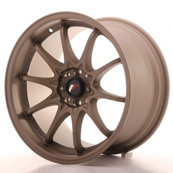 Japan Racing Wheels - JR-5 Dark ABZ (17x9.5 inch)