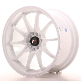 Japan Racing Wheels - JR-5 White (17x9.5 inch)