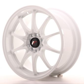 Japan Racing Wheels - JR-5 White (17x8.5 inch)