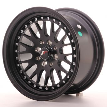 Japan Racing Wheels - JR-10 Matt Black (15 inch)
