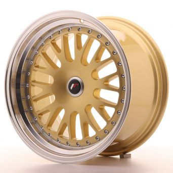 Japan Racing Wheels - JR-10 Silver Machined (17 inch)