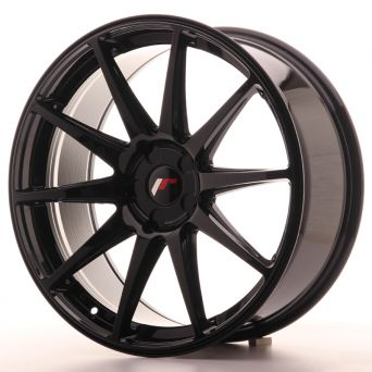 Japan Racing Wheels - JR-11 Glossy Black (20x8.5 Zoll)