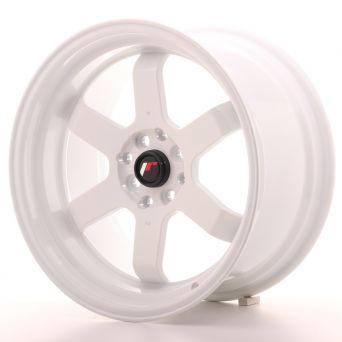 Japan Racing Wheels - JR-12 White (17 inch)