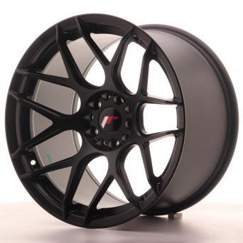 Japan Racing Wheels - JR-18 Matt Black (18x10.5 Zoll)