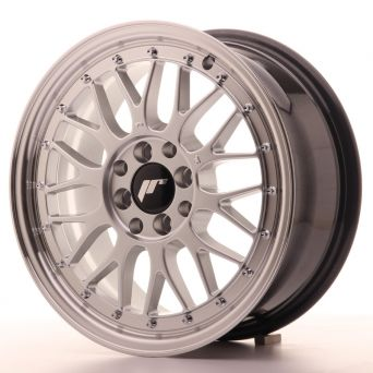 Japan Racing Wheels - JR-23 Hiper Silver (16x7 inch)