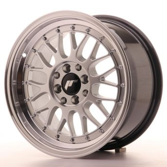 Japan Racing Wheels - JR-23 Hiper Silver (16x8 inch)