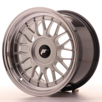 Japan Racing Wheels - JR-23 Hiper Silver (16x9 inch)