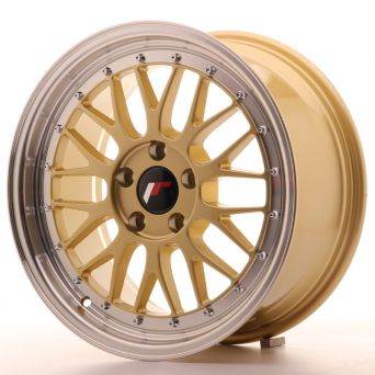 Japan Racing Wheels - JR-23 Gold (17x8 inch)